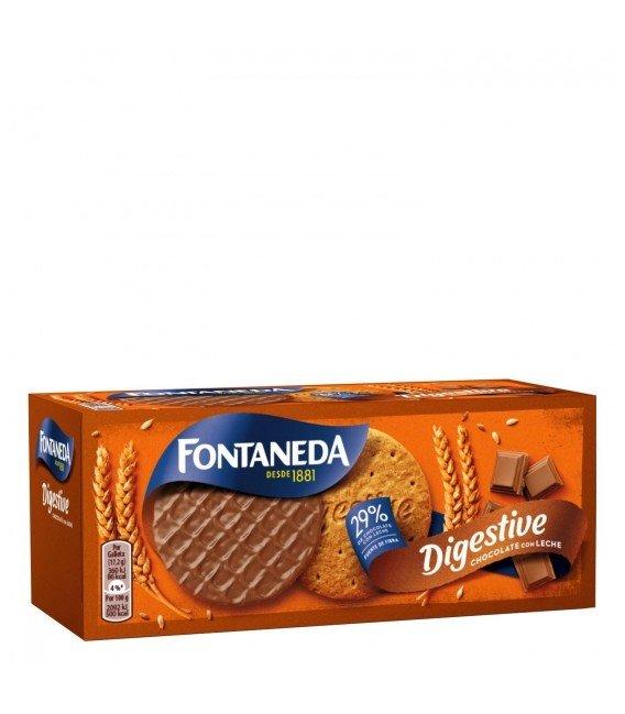 GALLETAS FONTANEDA DIGESTIVE CHOCO 300GR
