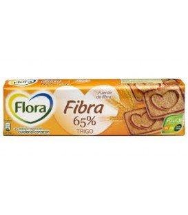 GALLETAS FIBRA FLORA 185GRS