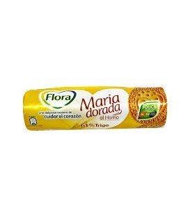 GALLETAS MARIA DORADA FLORA 200GRS