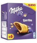 GALLETAS MILKA BARRITAS 156GRS