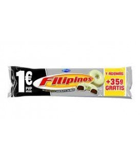 GALLETAS FILIPINOS CHOCOLATE BLANCO 85GR