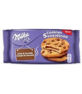 GALLETAS MILKA SENSATIONS 156GRS