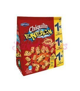 GALLETAS CHIQUILIN ENERGY MINI