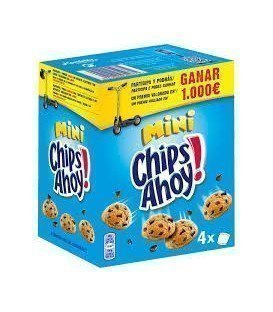 GALLETAS CHIPS AHOY MINI 160GR