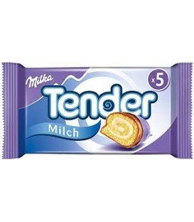 CRAFT MILKA TENDER 5X37GRS