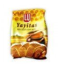 GALLETAS YAYITAS MIEL 250GRS