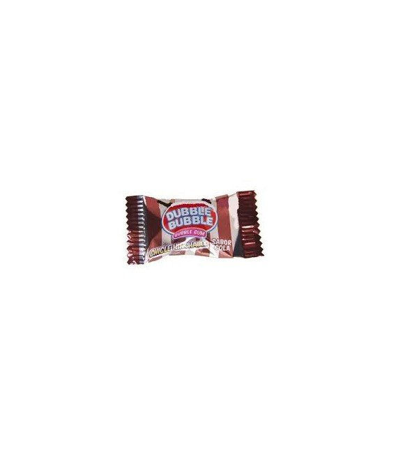 CHICLES BUBBLE COLA 150 UDS