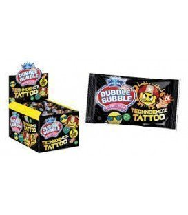 CHICLES BUBBLE TATOO 150 UDS
