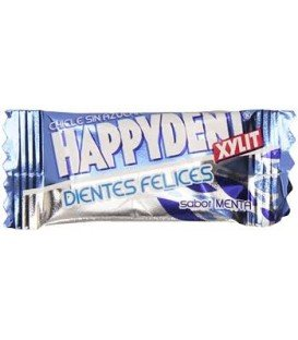 CHICLES HAPPYDENT MENTA 200 UDS