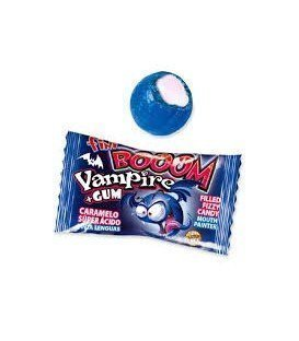 CHICLES FINI BOOM VAMPIRE 200UDS
