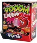 CHICLES FINI BOOM LIQUID 200UDS