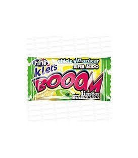 CHICLES KLETS LIMON MANZANA SIN AZUCAR 200UDS