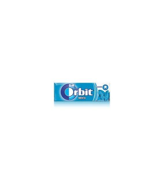 CHICLES ORBIT MENTA 1 BLISTER