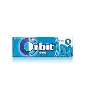 CHICLES ORBIT MENTA 1 BLISTER