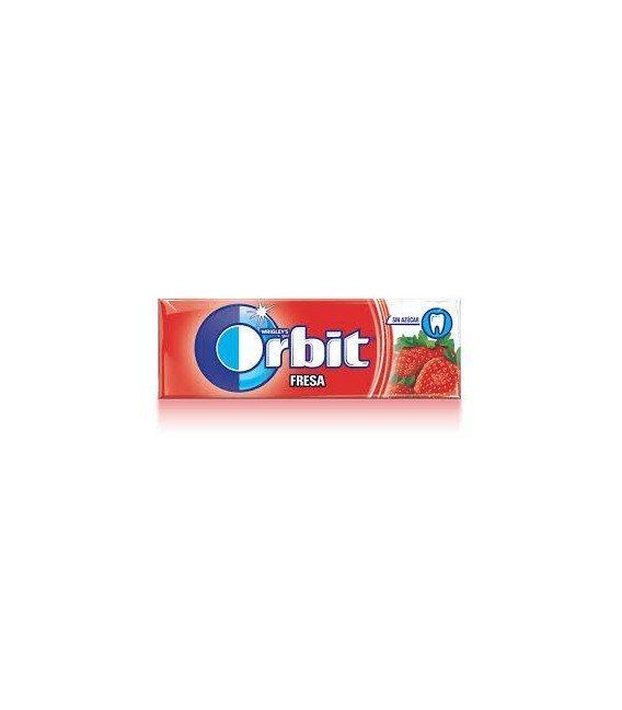 CHICLES ORBIT FRESA 1 BLISTER
