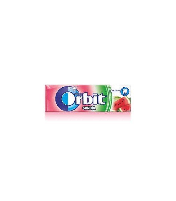 CHICLES ORBIT SANDIA 1 BLISTER