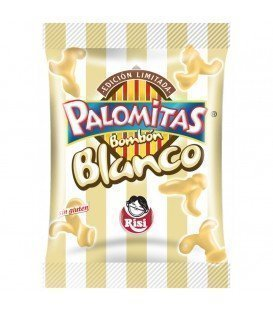 PALOMITAS DE CHOCOLATE BLANCO RISI 3 X 1,20 €