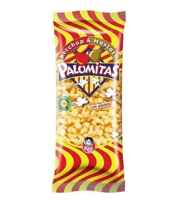 PALOMITAS KETCHUP RISI 3 X 1,20 €