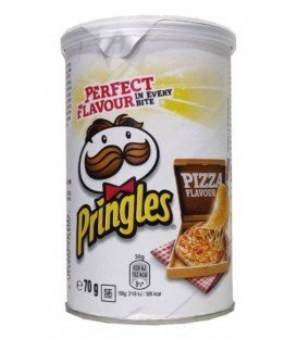 PRINGLES PIZZA 70GRS