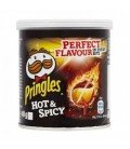 PRINGLES HOT SPICY 40GRS