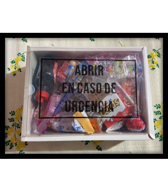 CAJITA REGALO DE CHUCHES