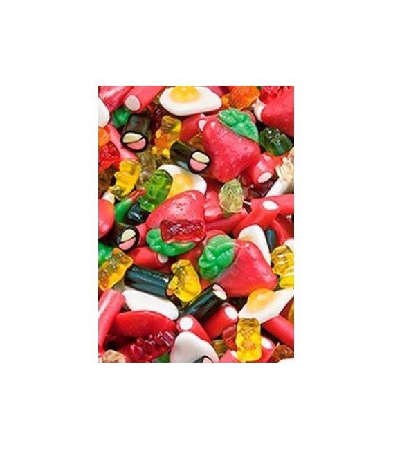 COCTAIL FUNKY MIX HARIBO 1 KG