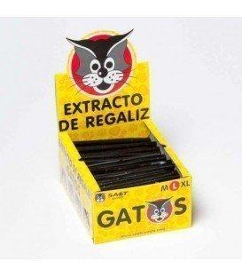 REGALIZ GATO L CAJA 200 UNIDADES