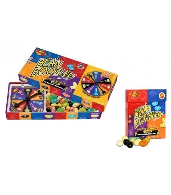 JELLY BELLY BEAN BOOZLED RULETA 100GR