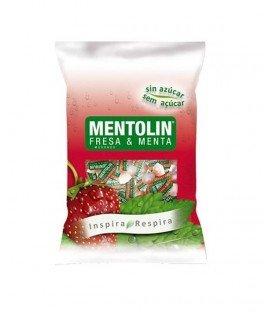 MENTOLIN SIN AZUCAR FRESA MENTOLADO 1KG