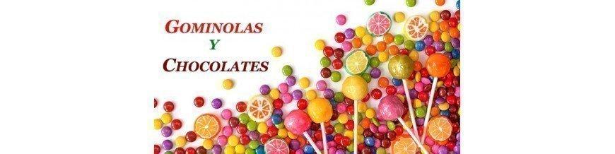 GOLOSINAS Y CHOCOLATES