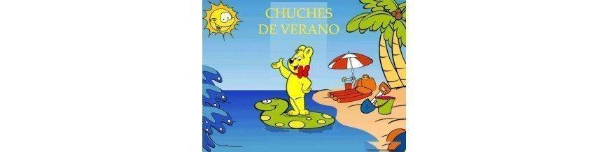 CHUCHES Y ARTÍCULOS DE VERANO