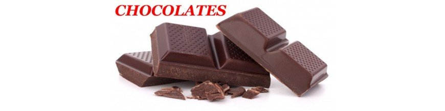CHOCOLATES Y CHOCOLATINAS