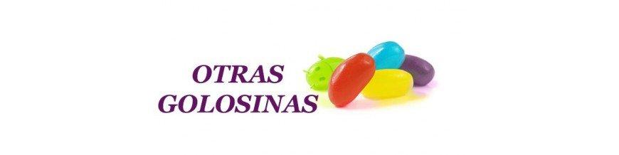 OTRAS GOLOSINAS