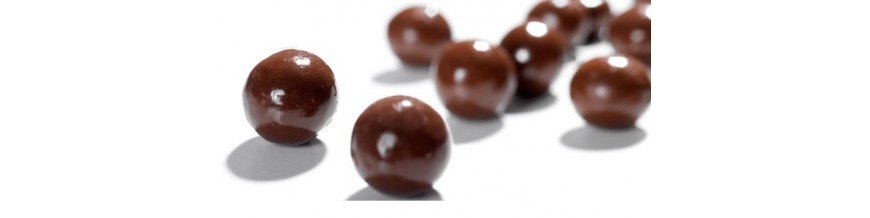 CHOCOLATES E GRAGEAS