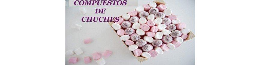 CONOS DE CHUCHES Y CHOCOLATINAS